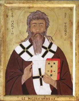 Saint Martin le Miséricordieux